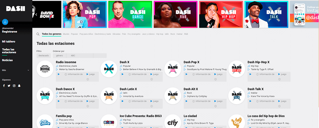 dashradio